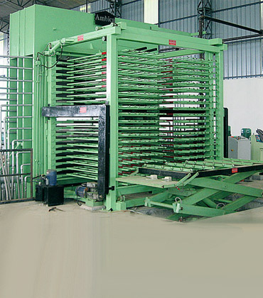 Handling Systems wood industries